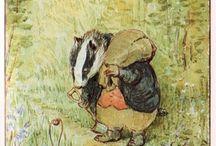Beatrix Potter. / Beatrix  Potter. Writer and Illustrater.