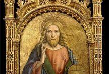Carlo Crivelli 1435-1495. Vittorio Crivelli 1440- 1501 / Italian  Painters.