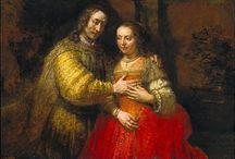 Rembrandt van Rijn. / Dutch painter. 1606 - 1669