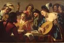Dutch Painters. / Nederlandse Schilders.