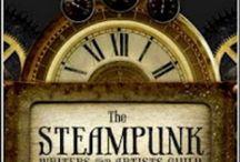 Steampunk / Fantasie, Kleding , uit het stoommachine tijdperk,en science fiction