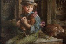 Morgan Weistling. / American Painter, I love his paintings.