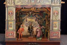 Theatre and Automaton. / Theaters en automaten / by Jolanda B