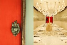 Yes, let's eat here! / Interior design/restaurant