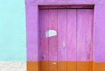 Colors / Kleur inspiratie