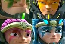 DCS / Zak y Cloe love<3/3 temporada muy prontito!!!...^~^Zak&Cloe,Kiet&Fenzy,Lon&Lena