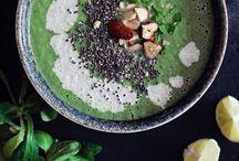 Soup / Diverse soorten soep