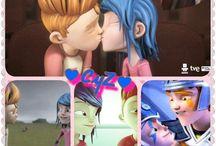 DCS: CyZ ♥♥ / Zak&Cloe 4ever!!!♥♥♥