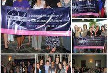 Nicky Dare, NAPW National Association of Professional Women