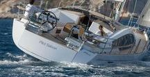 Wauquiez / Wauquiez yachts build true blue water sailing yachts, founded in 1964 by Henri Wauquiez, purchased by Beneteau in 2007.