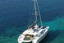 Lagoon / Lagoon Catamarans is the world leader in luxury sailing catamaran cruisers. Lagoon was founded in 1984 as a subsidiary of Jeanneau Technologies Avancées, now part of CNB, a division of the Beneteau Group.