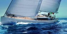 Grand Soleil / Grand Soleil began in 1974 in Bologna Italy, with the objective to produce regatta boats that combined the best possible performance with elegant and innovative design. Grand Soleil yachts are an icon of 'made in Italy' style.