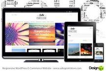 Website Designs / Examples of websites designed by Design M www.design-m.co.uk