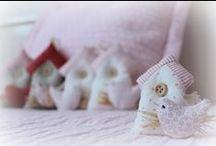 casitas de pajaros...