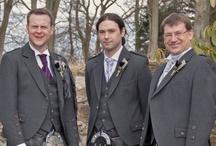 Thistle Scottish wedding