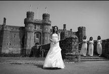 Wedding Black & Whites / A selection of black and white wedding photographs taken by www.markhuntley.co.uk