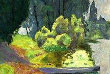 Landscape Painting / Landscape painting