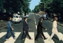 Music Artists - Beatles / by Sue Thompson