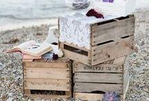 cajas de madera...