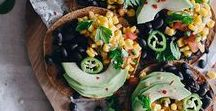 ·Vegan· / Healthy, plant-based vegan recipes that are decadent, delicious and satisfying!