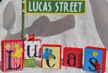 Lucas <3 / by Debbie Benoit