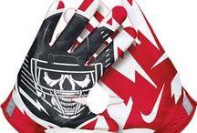 Nike Superbad 3.0 Men's Receiver Gloves / Nike Superbad 3.0 Men's Receiver Gloves