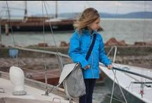 SAIL4ME - always on board / This is my collection of sail bags made of recycled sailcloth and clothes made with real sailcloth. Visit my shop: www.sail4me.hu