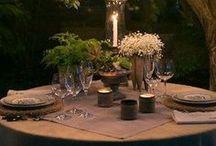 Ideas for garden parties
