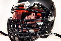 """Schutt Vengeance VTD Football Helmet 2014 / The Vengeance VTD is the newest helmet from Schutt Sports. The """"VTD"""" stands for Variable Thickness and Durometer. The TPU Cushioning contains durometers that are specifically designed to absorb both high-velocity and low-velocity impacts."""