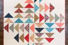 Quilts - flying gees