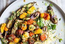 Vegetarian feasts