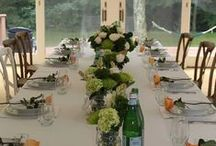 Tablescapes / Inspiration from centerpieces to table settings.