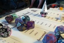 Role-Play Games / by The Unholy Offspring Of Lightning And Death Itself
