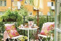 Balconies and loggias