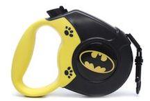 Licensed Pet Accessories - Superman. Batman. Scooby Doo / Exclusively Developed by Zenixx    www.zenixx.com