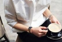 C'est chic! / Oblečení, šmrnc, styl, elegance.