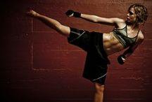 Fights & sports & Gym