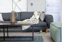 Living Rooms / Woonkamer Inspiratie