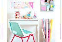 Kids Rooms / Kinderkamer Inspiratie