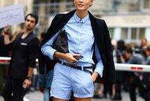 MY STYLE | Shades of Blue / fashion, minimal, minimal fashion, blue, navy, baby blue, outfit, inspiration, blogging, fashion bloggers,
