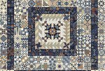 quilts - Quilt along