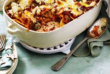 I've Never Met a Lasagne I Didn't Like / My love for lasagne knows no bounds. If it's in a lasagne, I'll probably eat it.