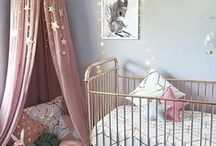 Nursery Ideas / There are so many great ideas for a nursery, from fun and colorful to relaxing and classic.