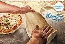 #pizzaUnesco contest / Il #contest internazionale di MySocialRecipe a supporto della candidatura dell'Arte dei pizzaioli napoletani a Patrimonio dell'Umanità, realizzato in collaborazione con La Fiammante.