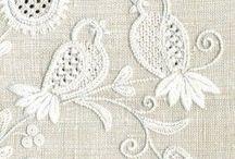 Wonderful Whitework Embroidery