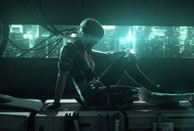 [ghost in the shell]