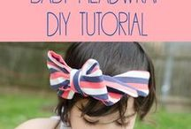 Sewing for Babies / A collection of sewing tutorials and ideas for babies