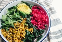 """VEGAN SALADS / BUDDHA BOWL / Hi it's Melody from the BLOG """"Melody, Fresh and Sunkissed » ! Here we share our faves vegan salads !  // IF YOU WANT TO BE A PART OF IT, MESSAGE ME !  (OR EMAIL ME AT freshandsunkissed@gmail.com ) //"""