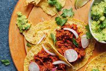 MEXICAN VEGAN FOOD