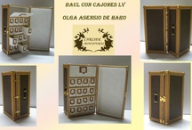 MALETAS / baules maletas